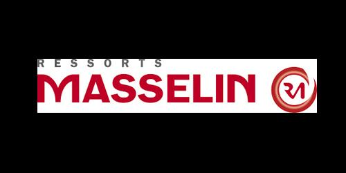 logo ressorts masselin industrie rouen