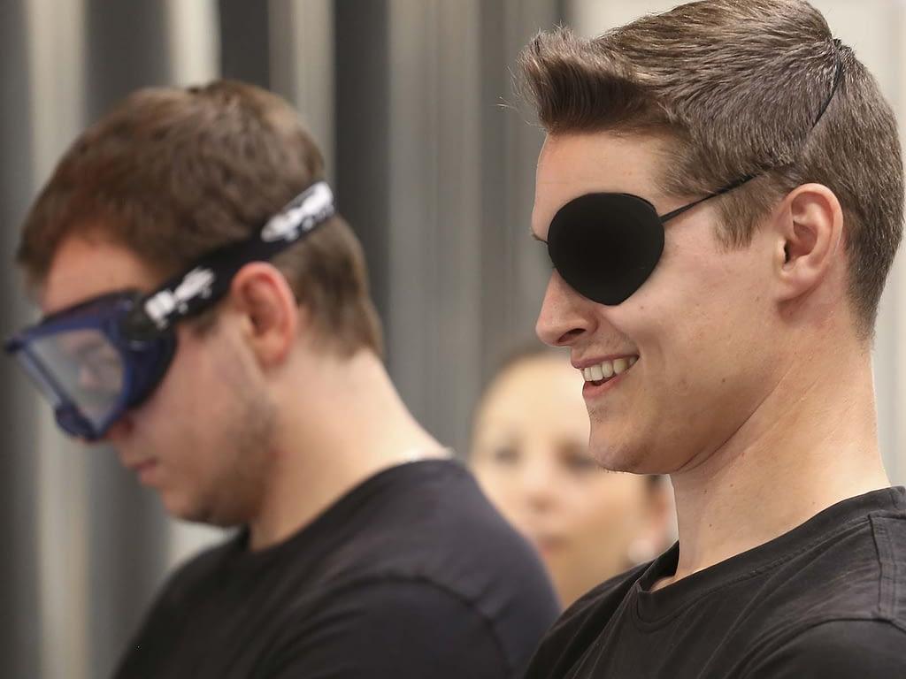 lunettes equipement de protection individuel securite en industrie